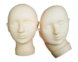 Close Eyes Mannequin Head( (BRO-F)